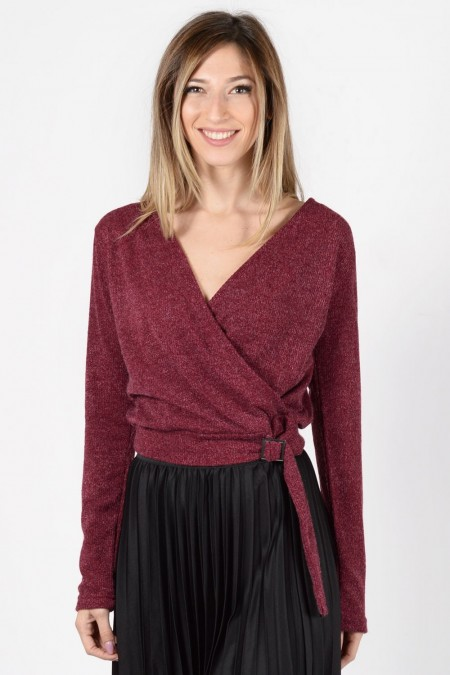 KNITTED BLOUSE 71354 MP