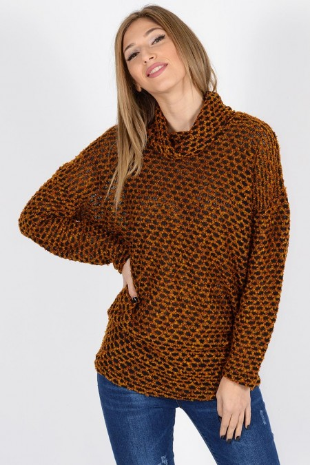 KNITTED BLOUSE 71378 PR