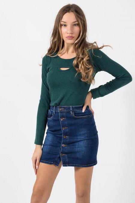 Μπλούζα - Πράσινο
