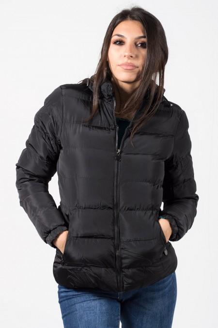 Puffy Jacket - Black