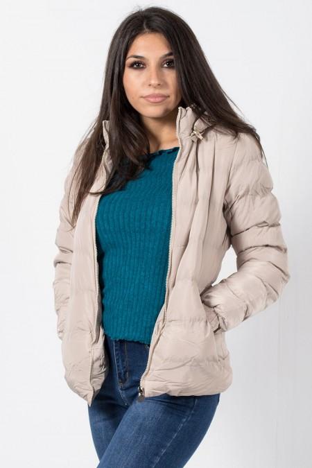 Puffy Jacket - Beige