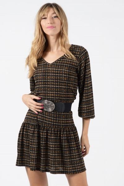 Φόρεμα - Pied de Poule