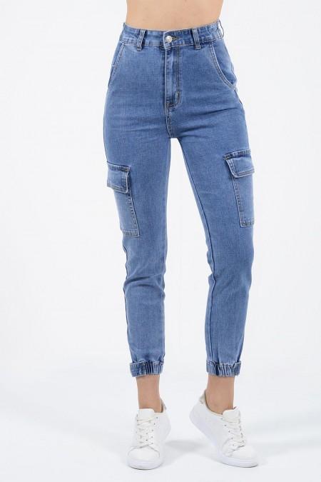 Utility Denim Jeans