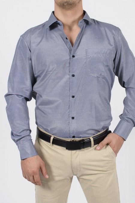 Shirt with pocket - Blue Raf