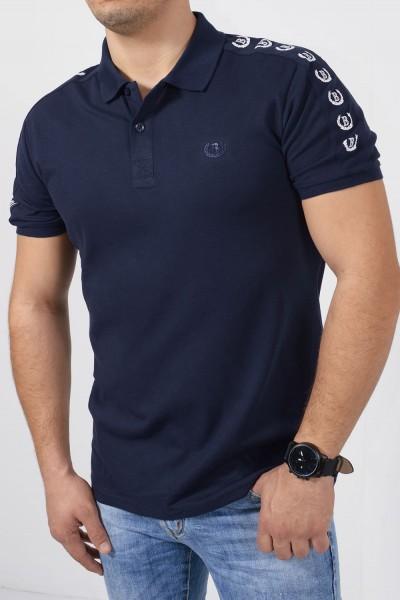 Ανδρική Μπλούζα Polo - Μπλε
