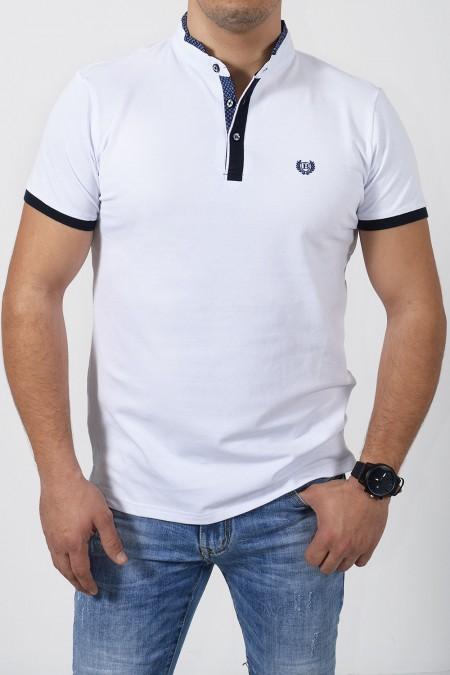 Ανδρική Μπλούζα Polo - Λευκό
