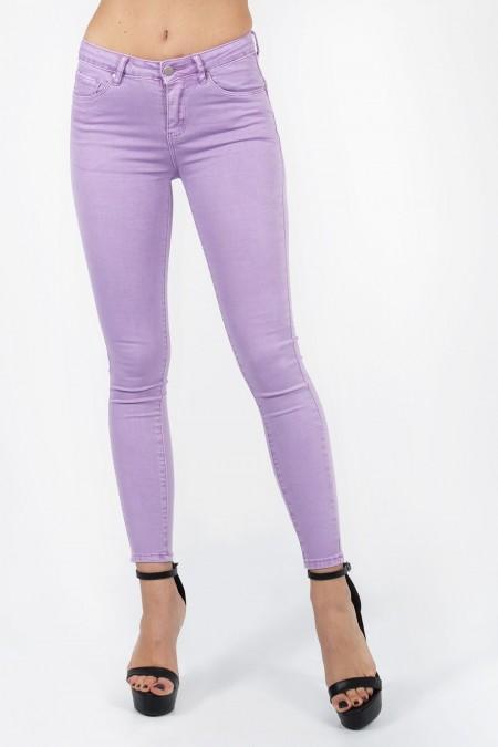 Denim Jeans - Lilac