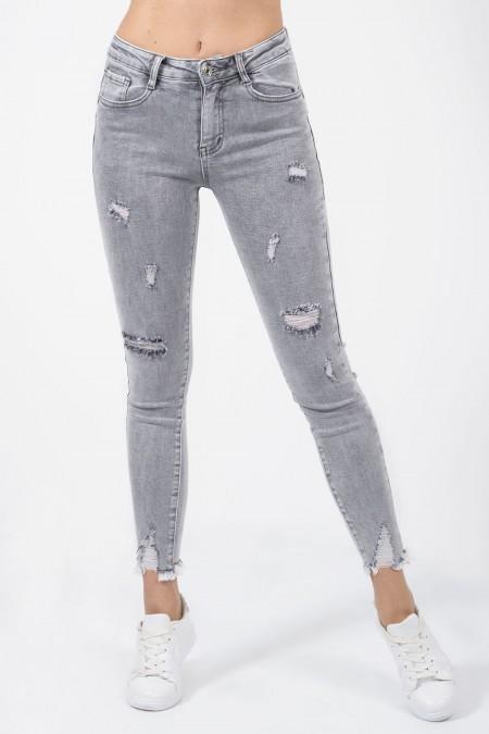 Denim Jeans - Grey