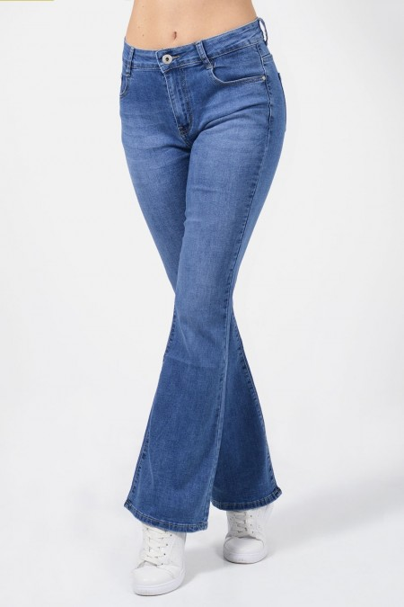 Denim Jeans Flared