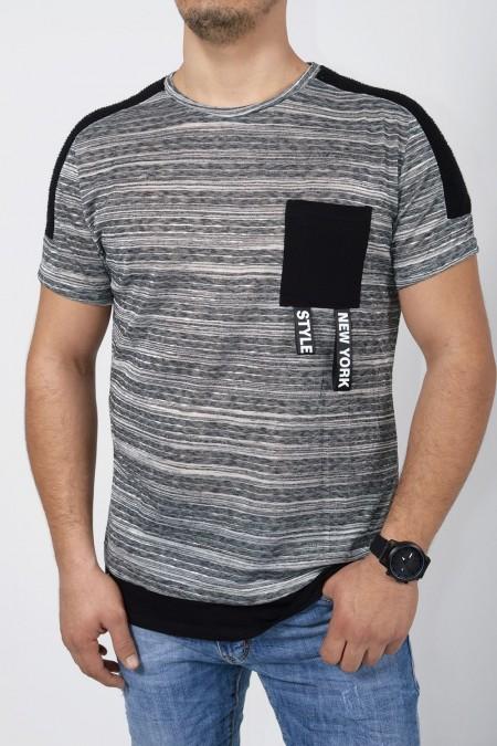 Men's Blouse - Grey