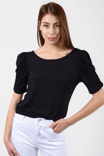 Γυναικεία Μπλούζα Φουσκωτά Μανίκια