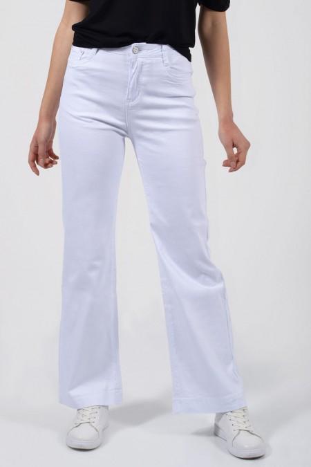 Jeans - White