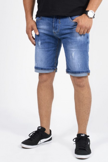 Short Jeans Ripped