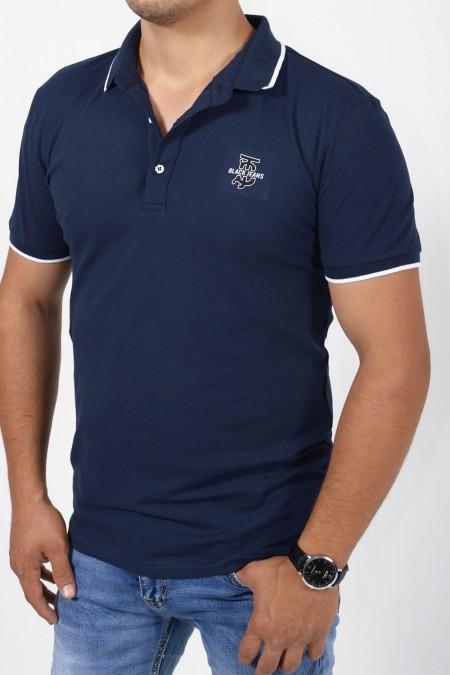 Polo T-Shirt - Blue