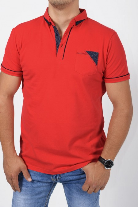 Men's T-Shirt - Red