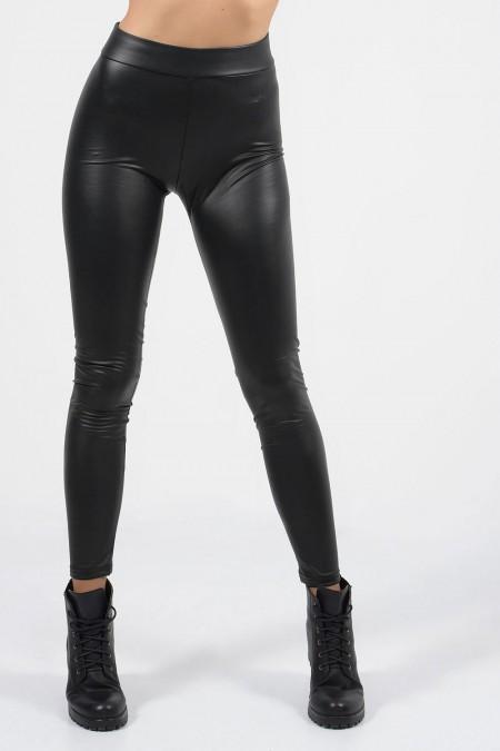 Κολάν Δερματίνη - Μαύρο