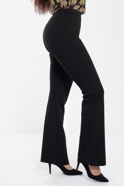 Παντελόνι Υφασμάτινο - Μαύρο