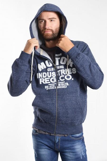 Men's Track Suit Jacket - Blue